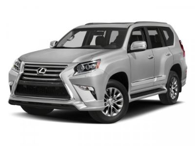 2018 Lexus GX 460 Base (Onyx Black)