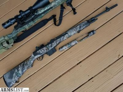 For Sale/Trade: Springfield M1A 308 Rifle