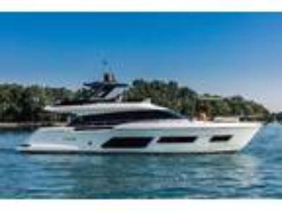 2019 Ferretti Yachts Motor Yacht