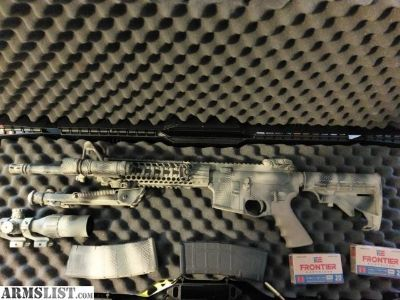 For Sale: Spikes Tactical Mid Length AR15