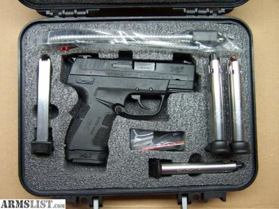 For Trade: Springfield XDE9 for Sig 2022