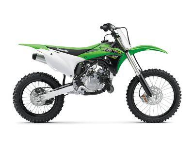 2018 Kawasaki KX 100 Motocross Motorcycles Bennington, VT