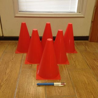 Play Traffic Cones