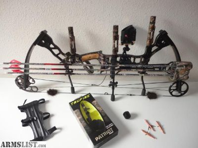 "For Sale/Trade: Custom Built ""Signature"" Left Hand Compound Bow Package - 88% Let Off"