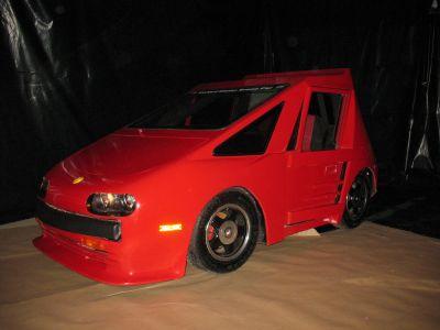 Brand New Idea-Concept Car