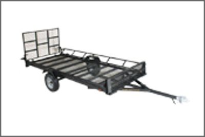 12 Foot trailer for 4-wheelers or Lawnmowers!