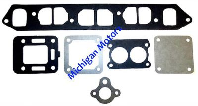 Buy MerCruiser 4 cyl. Exhaust Manifold Gasket Set - 18-4367 motorcycle in Troy, Michigan, US, for US $21.95