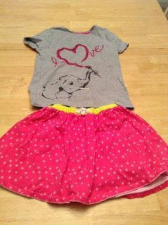 Gymboree 8 top ONLY