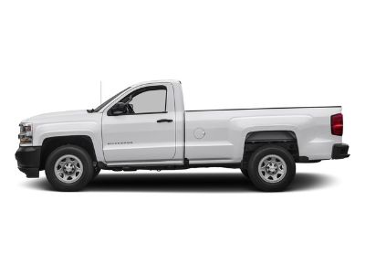 2018 Chevrolet Silverado 1500 2WD Regular Cab (Summit White)