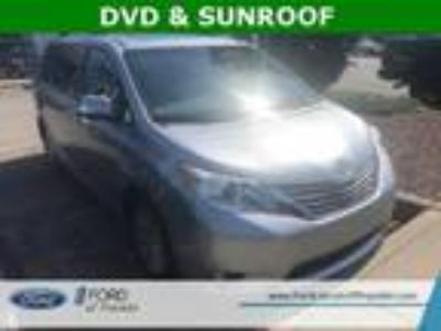 used 2012 Toyota Sienna for sale.