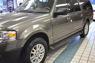 2013 Ford Expedition EL King Ranch (Gray)
