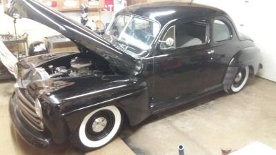 1948 Ford Coupe Street Rod Hot Rod Will Trade