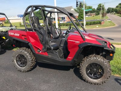 2018 Can-Am Commander XT 1000R Side x Side Utility Vehicles Glasgow, KY