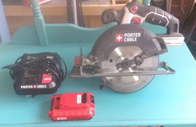Porter Cable Skill Saw