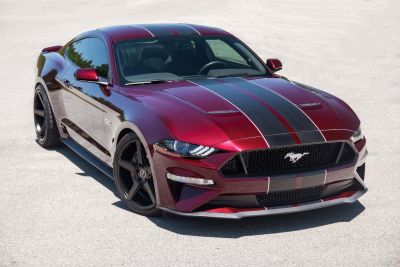 2018 Ford Mustang GT - Whipple Supercharged