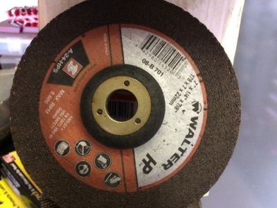 "Grinding disc 7"" 1/4 x 7/8"""