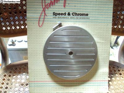 FS: Johnny's Speed & Chrome air filter top.