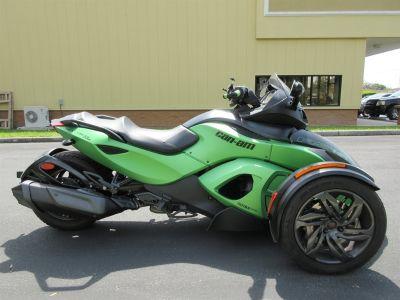2013 Can Am Spyder SE6-S (Green)