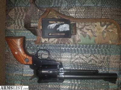 For Sale: Ruger Blackhawk .357