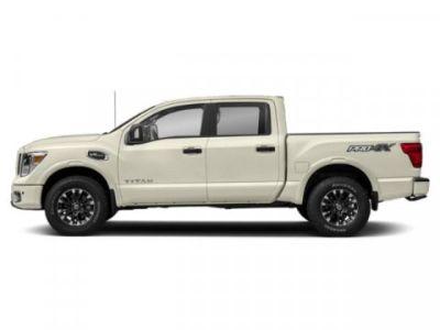 2019 Nissan Titan PRO-4X (Pearl White)