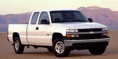 2000 Chevrolet Silverado 2500 LS (Tan)