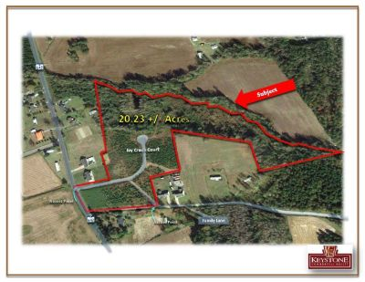 Family Lane Tract-20.23 Acres-For Sale-Conway SC.