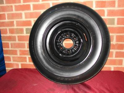 Find 67 68 60 70 71 CHEVROLET GMC TRUCK 15X6 6 BOLT WHEEL w/ USROYAL 8.15-15 NOS TIRE motorcycle in East Earl, Pennsylvania, United States, for US $399.00