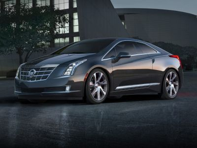 2014 Cadillac ELR Base (Graphite Metallic)