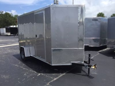 2020 Cargo Express XLW6X12SI2 Extra Tall Cargo Trailers Fort Pierce, FL