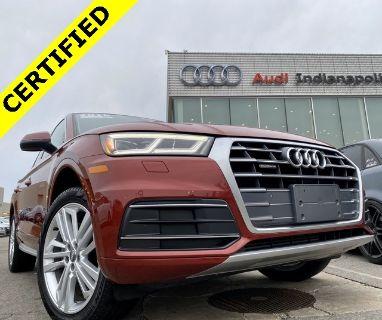 2018 Audi Q5 ()