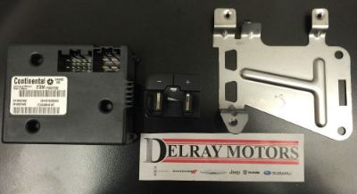 Sell TRAILER BRAKE CONTROL MODULE 2013-2014 RAM 1500/2500/3500 - BRAND NEW! motorcycle in Delray Beach, Florida, United States, for US $189.94