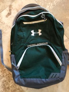 UA backpack. Good condition. No rips or holes. $8