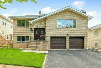 248 Union Ave WOOD RIDGE Five BR, This beautiful extra large