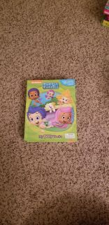 Bubble Guppies busy book