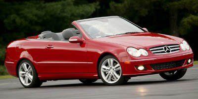 2006 Mercedes-Benz CLK-Class CLK500 (Iridium Silver Metallic)