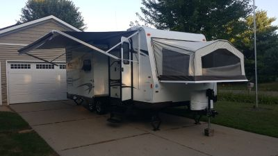 2015 Forest River ROCKWOOD ROO 23IKSS
