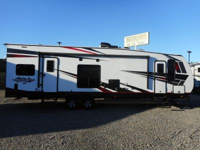 2019 Cruiser RV STRYKER 2916