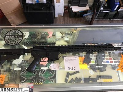 For Sale: Free Float AR15 NEW