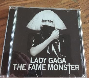 Lady Gaga Fame Monsters