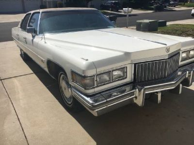 **Arizona Select Rides ** 1975 Cadillac Fleetwood Sedan**