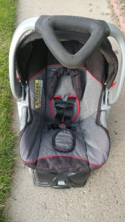 Baby Trend infant car seat.