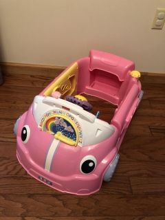 Sit and Play car