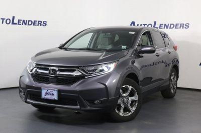 2017 Honda CR-V (gray)