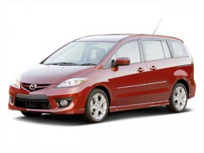 2010 Mazda Mazda5 Sport (Liquid Silver Metallic)