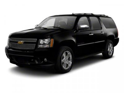 2013 Chevrolet Suburban LT 1500 (Black Granite Metallic)