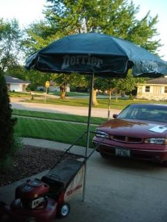 PATIO UPRIGHT STANDING UMBRELLA