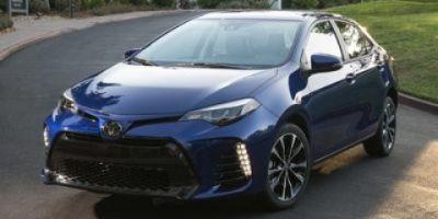 2017 Toyota Corolla L (Blue)
