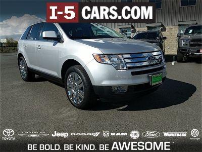 2010 Ford Edge Limited (Gray Metallic)