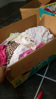 0-3 month and 3 month Baby Girl Clothes