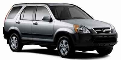 2004 Honda CR-V EX (Not Given)